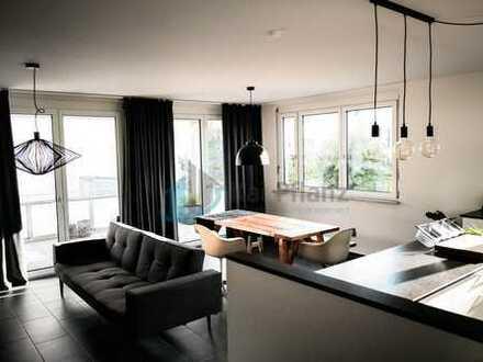 Moderne 3-Zimmer-Wohnung mit Süd-Balkon & gehobener Ausstattung
