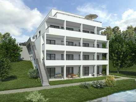 3.Untergeschoss, 4-Zimmer mit Terrasse