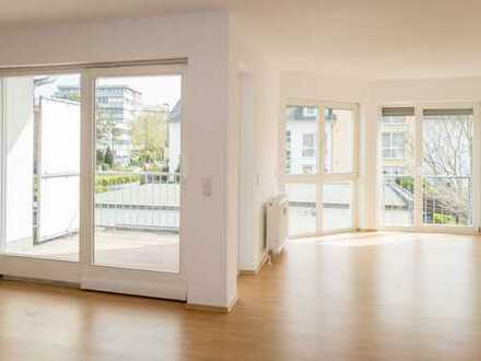 F-Hausen: 4,5-Zimmer Maisonettewohnung mit 2 Balkonen und EBK