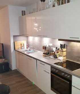 Exklusive 3-Zimmer-Wohnung mit Balkon und EBK in Offenbach