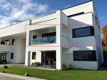 Neuwertige 4-Zimmer-Wohnung mit EBK & EBS in Bad Schussenried