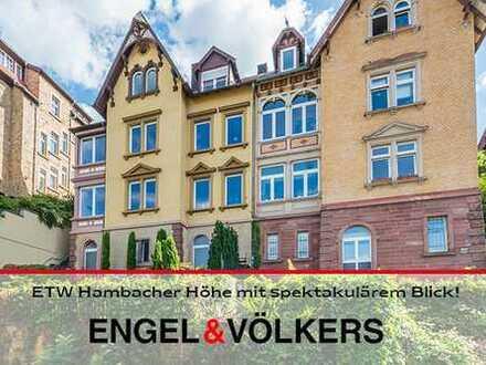 ETW Hambacher Höhe mit spektakulärem Blick!