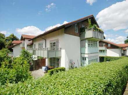 Sehr ruhige 2-Zimmer/68qm Wohnung mitten in Oberhaching