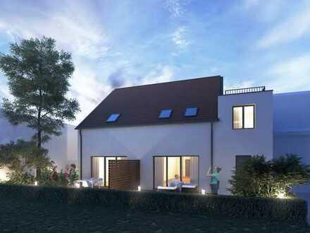 ++ NEUBAU! Haus B - Moderne und helle Doppelhaushälfte mit Terrasse, Garten & Garage! ++