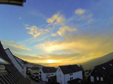 Königstein: penthouse, great view, fireplace, 3 baths