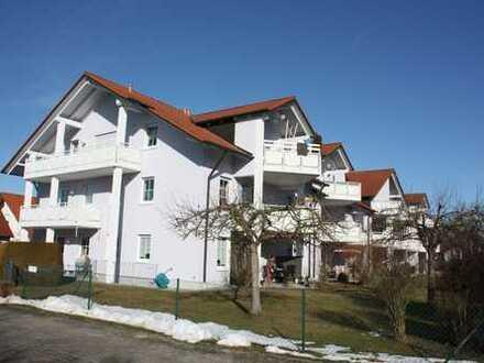 Gepflegte 3-Zimmer-Dachgeschosswohnung mit Balkon in Schwabmünchen
