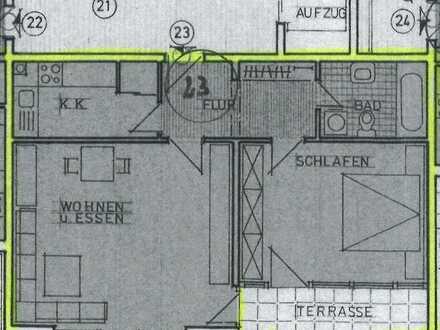 2 - Zimmer Wohnung in absoluter Zentrumslage