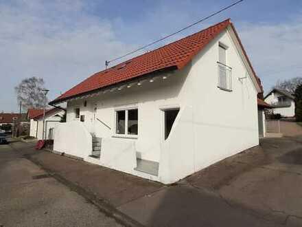 3,5-Zimmer-Wohnung/Wohnhaus mit Terrasse in Pfedelabch