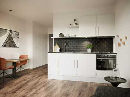 Erstbezug mit EBK und Balkon - MODERN LIVING im Business-Apartment in bester Lage in Leinfelden