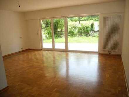 Großzügige Wohnung mit eigenem Garten in Bad Vilbeler Top-Lage zum 15.10.2019