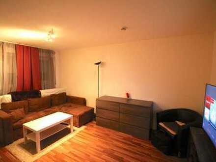 Schöne, vollmöblierte 1-Zimmer Wohnung in Bad Friedrichshall