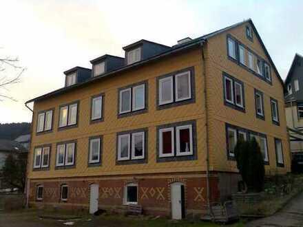Renovierte, günstige 3-Raum-Wohnung im EG