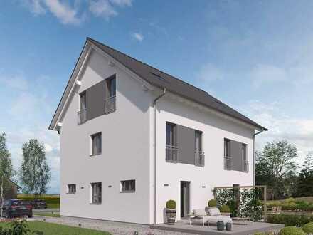 Baupartner für Doppelhaushälfte gesucht in Kissenbrück! Massa macht's möglich!