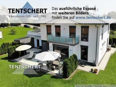 Traumhaus mit Aussicht - neuwertig, gradlinig und modern!