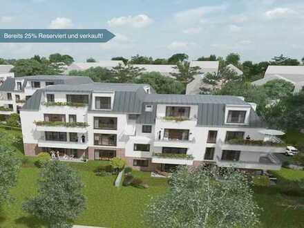Eine Ambiente mit Wohncharakter in bester Lage Seckbach