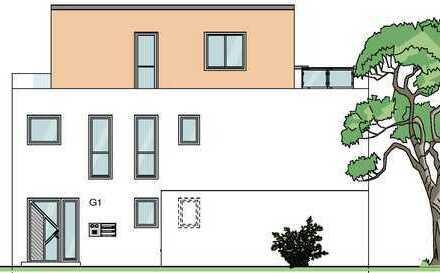 +++ Individuelle 2-Zimmer-DG-Neubauwohnung mit Süd-Dachterrasse! +++