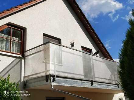 4-Zimmer-Dachgeschosswohnung mit Balkon und EBK in Nördlingen