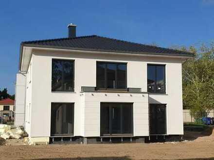 Exclusive Villa, 201 m² Wfl., 657 m² Grst., schlüsselfertig, hohe Ausstattung, Bezug Ende 2019