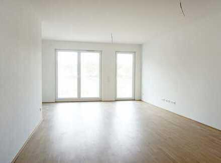 4 Zimmer-Erdgeschosswohnung - Erstbezug!