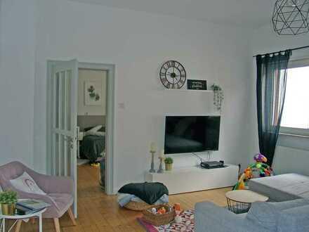 POCHERT IMMOBILIEN - Sehr schöne 3-Zimmer-Wohnung mit Balkon