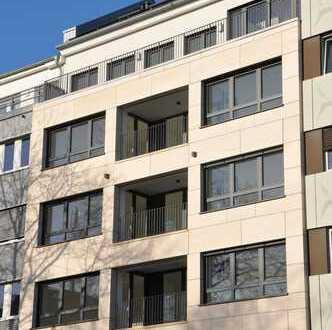 Bildschöne Wohnung am Stadtgarten. Alles neu! Aufzug, 4 Parteien, Ausblick. Glück kann man mieten!