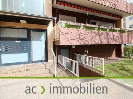 ac | teilrenovierungsbedürftige 1-Zimmer Wohnung in Speyer-Süd
