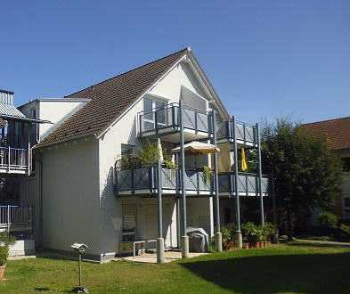 Kapitalanlage: Vermietete  2-Zimmer-Eigentumswohnung  in Baden-Baden/Steinbach