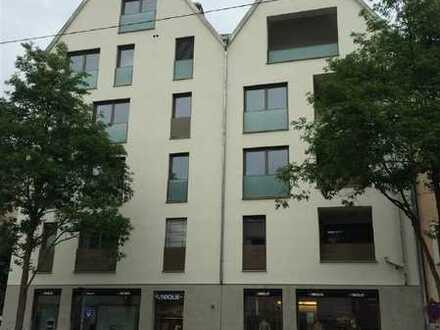 Über den Dächern von Ulm - TOP ausgestattete 2-Zimmer-Wohnung in Ulm Mitte