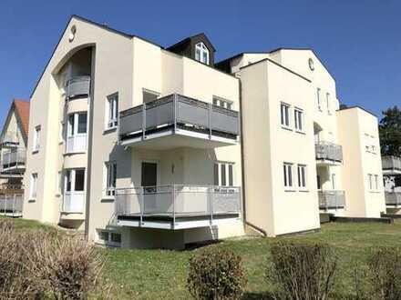 Sonnige, ruhige 2-Zi Wohnung mit EBK und Balkon!