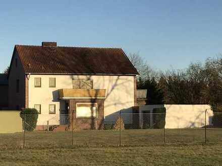 Helle 4-Zimmer-Wohnung mit Balkon und EBK in Steyerberg