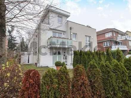 Großzügige 3-Zimmer-Wohnung mit Garten in Rahlstedt