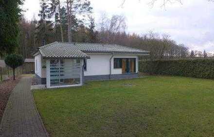 Gemütlicher 2-Zimmer-Bungalow mit Einbauküche und Garten in Hanshagen bei Greifswald