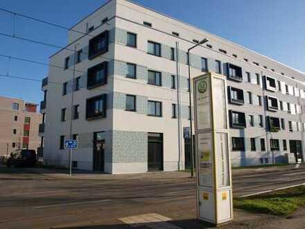 Attraktive Gewerbeeinheit in hochwertigem Neubau mit der Tram vor der Tür