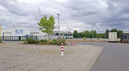 3.300 m² Produktionshalle mit Kaltlager