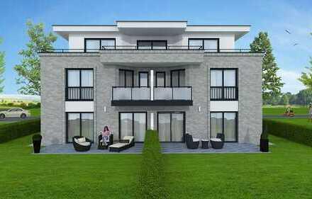 NEUBAU PENTHOUSE mit ca. 150 m2 Wohnfläche in Buterland