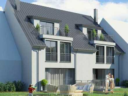 Großzügige Doppelhaushälfte in absolut sonniger und ruhiger Lage von Kirrlach NEUBAU Provisionsfrei