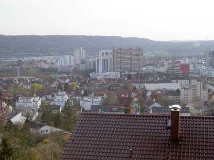Provisionsfrei!2.5-Zimmer-Wohung,beste Lage Leonberg,Süd-West Aussicht,WG-geeignet,Terrasse,W-LAN,Kü