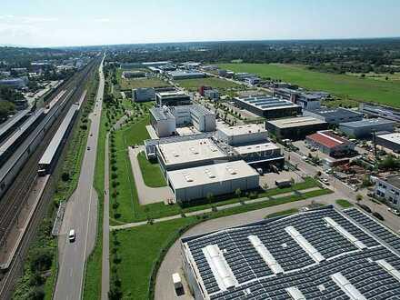 Gewerbeimmobilie für Handel, Logistik- und Produktion an B3 (neu). Grundstück 5.750 m².