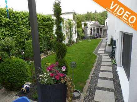 Exclusive sehr attraktive 4 ZKB in gepflegter Wohnanlage mit Küchentraum, Wellnessbereich u. Garten