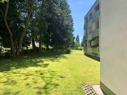 Gut gelegene 2-Zimmer-Wohnung mit Balkon in Bad Krozingen