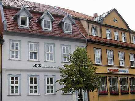 Wohnen im Stadtzentrum von Schleusingen