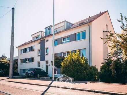 Sehr schöne 5-Zimmer Wohnung mit Balkon im Stuttgarter Norden