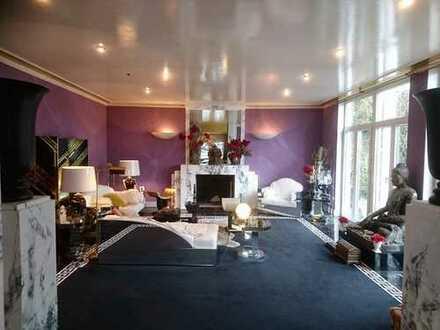 Außergewöhnliches Designer-Anwesen mit Art-Deco Elementen