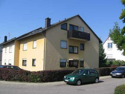 Schöne helle 11/2 Zimmerwohnung teilmöbeliert in Heidelberg