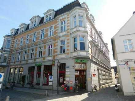 Das Anlageobjekt der Extraklasse! Drei Wohn-und Geschäftshäuser in der Innenstadt von Perleberg!