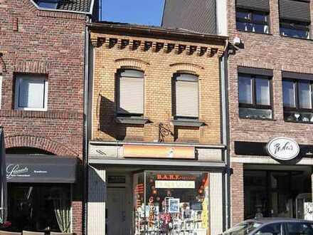 Erftstadt-Lechenich... zentraler geht nicht! Top-Maisonettewohnung am historischen Marktplatz
