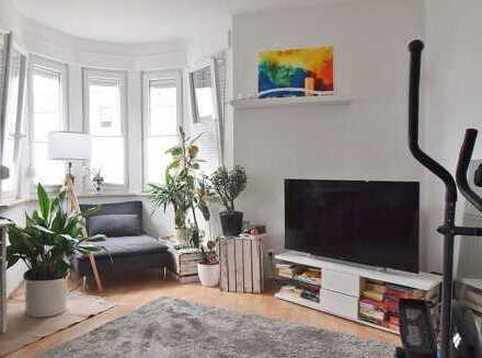 Bezugsfreie Drei-Zimmer-Wohnung in guter Lage von Stuttgart Münster