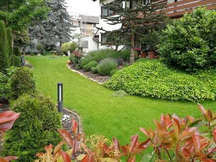 Juwel in Deidesheim ! Attraktive EG-WG mit Terrasse u. 160 qm eigenem Garten in ruhiger Süd-Westlage