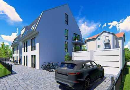 RESERVIERT***Nr. 7 Neubau - Spitzbodenwohnung - Oberste Etage - Terrasse - inkl. Stellplatz