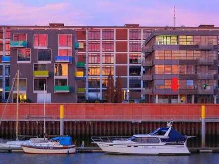 65qm Büro-Ladenloft am Europahafen